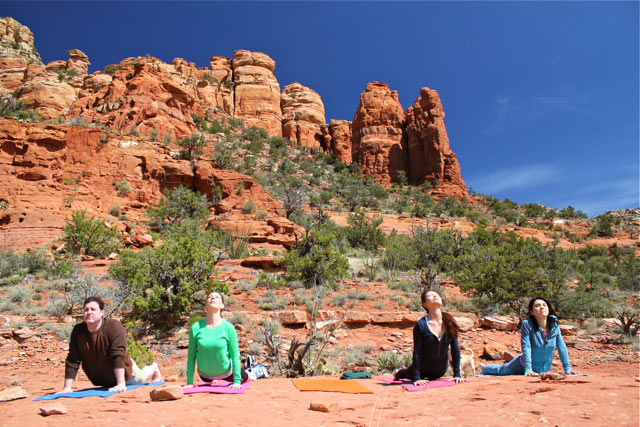 Booking a Sedona tour